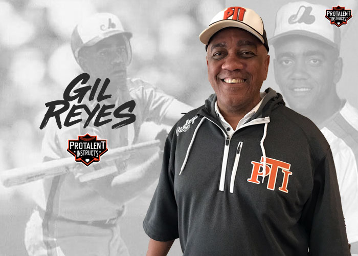 PTI WELCOMES FORMER MLB PLAYER GIL REYES