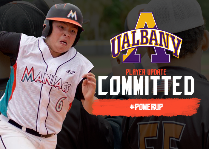 FRANK FURY COMMITS TO UNIVERSITY OF ALBANY DIVISION I